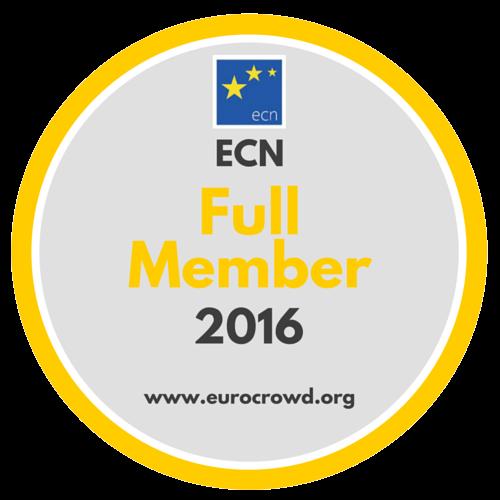 Full member badge 2016