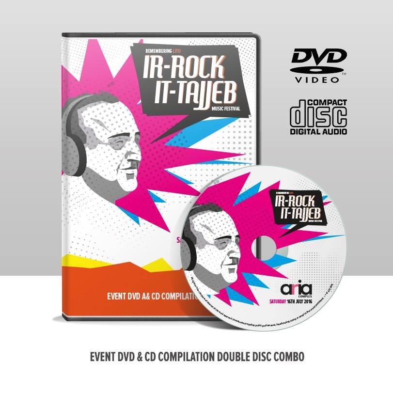cd dvd mock