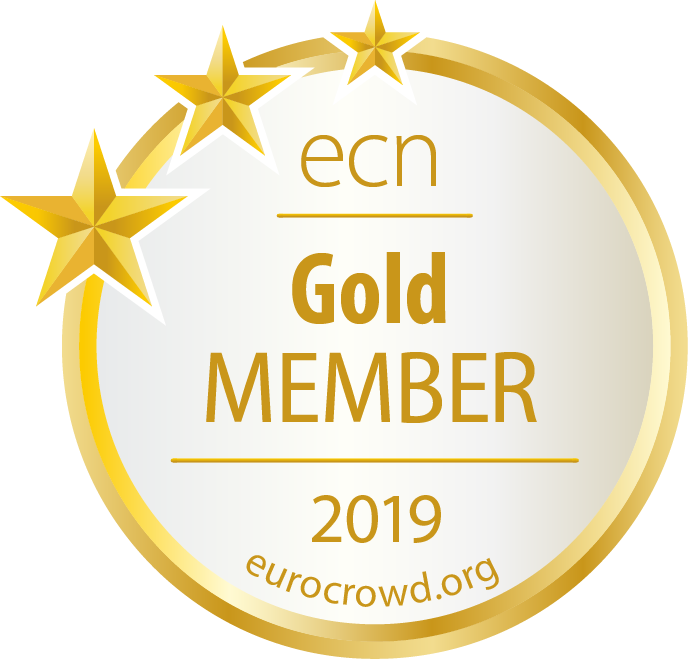 ECN 2018 membership badge