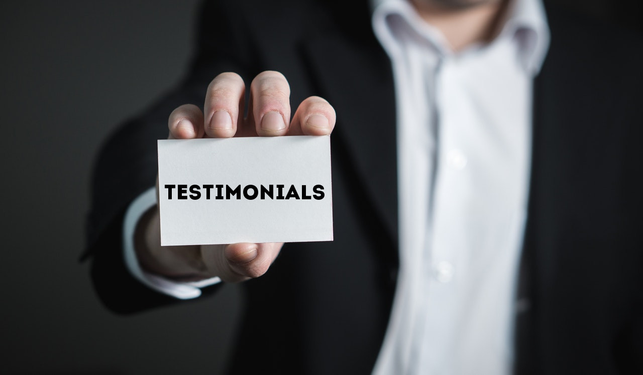 Image result for Importance of testimonials